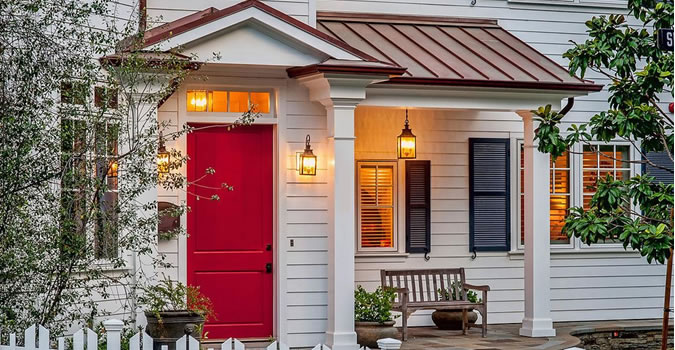 Exterior High Quality Painting Olathe Door painting in Olathe