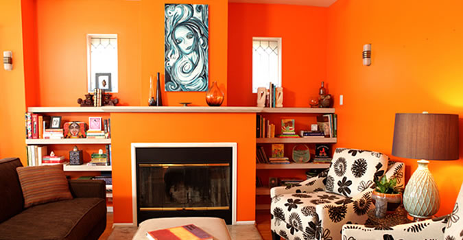 Interior Painting Services in Olathe