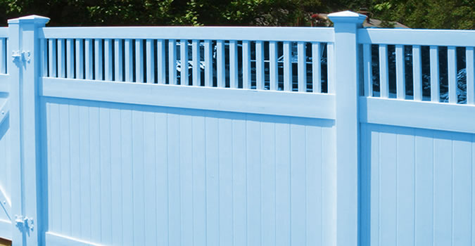 Painting on fences decks exterior painting in general Olathe